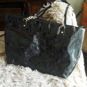 FINAL PRICE/ Michael Kors Patent Leather Purse